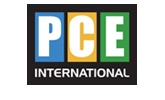 PCE International  Logo