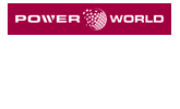POWERWORLD  Logo
